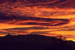 winter solstice 21Dec10 (johngpt) Tags: sunrise places clouds silhouette canon40d sandiamtns ef70200mmf28lisusm