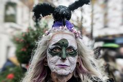 samhain sabbat glastonbury (fat-freddies-cat ☺ ☻ six million views ☻☺) Tags: people street portrait witch