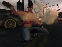 SMOKE BOMB BABY (Tympany) Tags: