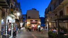 Cefalu (ow54) Tags: cafe cefalu sicilia sicily sizilien italien italy italia litalia abend evening europa europe eu mittelmeer