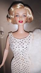 2001 Marilyn Monroe Doll (3) (Paul BarbieTemptation) Tags: 2001 timeless treasures collector edition marilyn monroe barbie doll happy birthday mr president