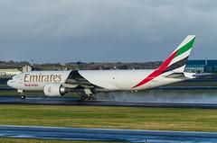 IMGP7658_A6-EFJ_PIK (ClydeSights) Tags: 777f1h 77f a6efj airport b77f boeing egpk emiratesskycargo glasgowprestwickairport pik cn35610