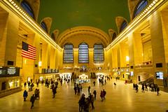 Grand Central Station (MoinMinka) Tags: nyc ny winter newyork grandcentralstation grandcentral railstation