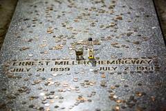 Ernest Miller Hemmingway (Thomas Hawk) Tags: america ernesthemmingway graveyard hemmingway idaho ketchum sunvalley techondeck techondeck2015 usa unitedstates unitedstatesofamerica cemetery grave fav10 fav25 fav50