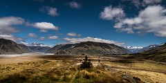 view from Mt Sunday, Canterbury NZ (ndoake) Tags: