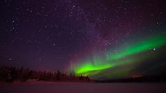 Aurore boréale (Jérôme LÊ) Tags: finlande laponie savukoski samperinsavotta finland lapland aurore auroreboreale aurora northernlights revontulet