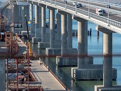 M1 20180928 40 (romananton) Tags: крымскиймост керченскиймост kerchstraitbridge crimeanbridge bridge мост стройка строительство крым construction constructing