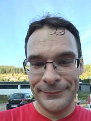 Stauseelauf Vöhrenbach 2018 (Black Forest, Baden, Germany) (Loeffle) Tags: 092018 germany deutschland allemagne baden blackforest schwarzwald foretnoire vöhrenbach linach stauseelauf denzercup lauf race rennen running me
