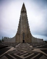 Hallgrimskirkja [5002] (josefrancisco.salgado) Tags: 1635mmf4gvr capitalregion d5 hallgrimskirkja iceland nikkor nikon reykjavik church iglesia is