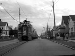 South Shore, Michigan City, Ind. (ovondrak) Tags: south shore line southshoreline indiana michigancity railroad passenger nictd