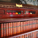 Bookcase and cue ball case thumbnail