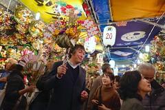 _PXK7324 (Concert Photography and more) Tags: japan tokyo 2018 shinjuku toriniichi toriniichifestival festival tradition lights lowlight pentaxk1 liveactionhero people streetphotography pentaxfa24mmf2ifal bokeh dof kumade travelphotography