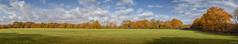 Big Field Autumn panorama (Nimbus20) Tags: burgesshill bedelands autumn colours sussex england