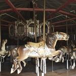 Highland Park Carousel - Horses At The Ready thumbnail