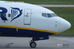 Ryanair EI-EVP Waving Pilot London Stansted Airport April 2018 (bananamanuk79) Tags: planewatch pictures aviation airplane airport london flying flight runway air travel transport pilot avgeek airways takeoff departure flyer vehicle outdoor airliner jet jetliner flyers travelling holiday logo livery painted airplanes aicraft photos airline airliners airlines planespotter stansted londonstanstedairport stn boeing boeing737800 b737 ryanair ryanairboeing737800 ryanairstansted eievp wavingpilot