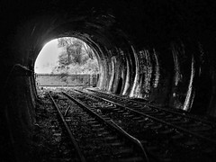 The First, The Last And Always (Jason_Hood) Tags: disused abandoned railway railroad southstaffordshireline southstaffordshirerailway owwr dudleytunnel