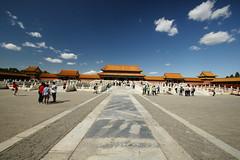 Gate of Supreme Harmony (Simon Chorley) Tags: holiday beijing china chn geo:lat=3991259911 geo:lon=11639095123 geotagged peking