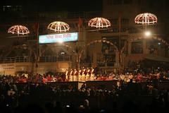 Rituals at the Ganges (Iam Marjon Bleeker) Tags: india varanasi benares ganges holyriver holyplace rituals sevanidh manmandirghat touristattractions dag15md0c9811g