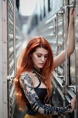 Luna (kgreen1001) Tags: goth woman beauty artistic bodyart art
