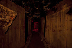 Into the Mine (ShapesIndustries.com) Tags: hauntedbasement spooky halloween underground fear evil sets scenes stages displays exhibit attraction experience theater dark