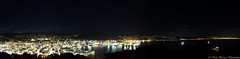 Wellington City & Harbour (myshutterworld) Tags: wellington newzealand north island nightscape city view harbour harbor landscape panorama mount victoria lookout