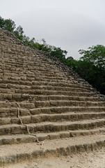 2017-12-07_12-26-39_ILCE-6500_DSC03024_DxO (Miguel Discart (Photos Vrac)) Tags: 2017 27mm archaeological archaeologicalsite archeologiquemaya coba createdbydxo dxo e1670mmf4zaoss editedphoto focallength27mm focallengthin35mmformat27mm holiday ilce6500 iso100 maya mexico mexique sony sonyilce6500 sonyilce6500e1670mmf4zaoss travel vacances voyage yucatecmayaarchaeologicalsite yucateque