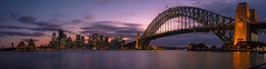 Sydney Scape (luaP_Paul) Tags: sydney cbd australia city night panorama