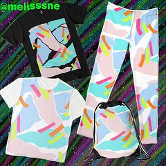 a (melisssne) Tags: ifttt instagram melisssne check out new design redbubble 3 wwwredbubblecompeoplemelisssne 💎🎆✨ 90skid 90s vaporwave aesthetic trippy psychedelic neon 80s 80skid abstract skipper pink lisafrank art artist sketch doodle fashion barbie 80sfashion 80sart webpunk wavvy 80sworkout leotard workout aerobics
