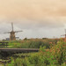Holland - windmills of Kinderdijk