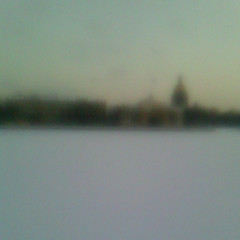 the city (niarō) Tags: saintpetersburg saintisaacscathedral nevariver neva frozen river frozenriver fog blurred shady poorquality winter day winterday wintercity winternature outoffocus outline lofi lofiphoto lofiphotography lowquality lowqualityphoto cellphonephoto cellphonephotography phonephoto mobilephoto mobilephotography
