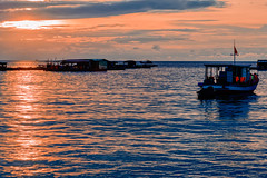 Sunset at Ganh Dau (NguyenMarcus) Tags: aasia beach landscape sunset nature auragramz natgeotravel bluesky hdr vietnam worldtracker clouds phúquốc cambodia kh