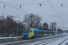 ET 409 MS Zentrum Nord 16122018 002 dvd0036 Kopie (Dirk Buse) Tags: münster nordrheinwestfalen deutschland deu nrw westfalenbahn re emden zentrum nord tirebwagen rail train railway eisenbahn snow winter mftm43 mu43 olympus pro