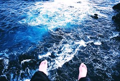 It's been a loooong time (Donna Mona Photographe) Tags: whatyouwant whatyousay explore breath movement vue impressionnant impressive haut risk color big blue lue bleu mer foot landscape view sea