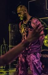 Tahrip-3 (hkndincer) Tags: music musician stage live event concert izmir turkey hardcore hard core rap
