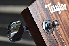 Favorite hobby (Terri McClanahan) Tags: wood steel guitar guitarstring macromonday hobby