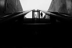 Framed (Birdhouse camper) Tags: copenhagen denmark blackandwhite blackwhite silhouette framed fujifilm fujixt2 fuji xt2 street
