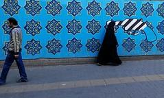US Embassy, Tehran (2018) (MarcoFlicker) Tags: iran teheran us embassy gun honor 9 tehran