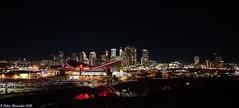 Calgary 24-70 November 19, 2018 (K.R. Alexander) Tags: calgary night nightphotography urban nikon810 nikon 2470 vr alberta canadian cities