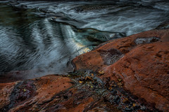 Hello Again (Kathy Macpherson Baca) Tags: landscape river vortex redrock earth arizona water creek sedona world planet rapids