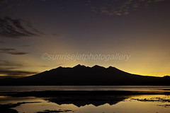 Gili Air (sunrisejetphotogallery) Tags: gili air lombok indonesia sunrise gunung rinjani