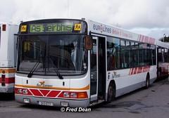 Bus Eireann DWR9 (01D4777). (Fred Dean Jnr) Tags: dublin april2010 buseireann broadstonedepotdublin broadstone buseireannbroadstonedepot daf sb120 wright cadet dwr9 01d4777 x948cno
