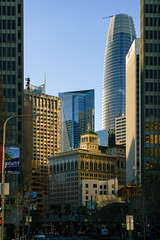 Financial District (bill.d) Tags: california financialdistrict sanfrancisco us unitedstates architecture building cityscape downtown sunny