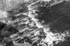 wave (Hideki-I) Tags: wave sea ocean coast japan ashizuricape kochi nikon d850 2470 blackandwhite bw monochrome 白黒 黑白 shore