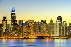 San Francisco Skyline (Tony Shi Photos) Tags: sanfrancisco california sf skyline sfskyline bayarea usa san francisco sanfran city