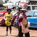 Kumasi midday - snacks and drinks