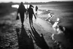 on the beach (hansekiki) Tags: mecklenburgvorpommern warnemünde strand beach squeezerlens sw volna3 sovietlens canon 5dmarkiii balticsea ostsee