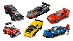 Speed Champions 2019 cars (KEEP_ON_BRICKING) Tags: lego speedchampions speed champions legospeedchampions 2019 set sets car cars ferrari f40 dodge chevrolet mini cooper race racing vehicle mclaren senna 75890 75891 75892 75893 75894 keeponbricking
