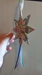 Mandala de origami 😍💓 (ArtesaNá) Tags: origami mandala artesanatoempapel dobradura