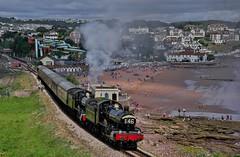 Dinmore & Lydham (Better Living Through Chemistry37 (Archive3)) Tags: 7820 7827 lydhammanor dinmoremanor goodringtonbank steam