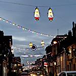 Stoney Stratford Christmas lights .. thumbnail